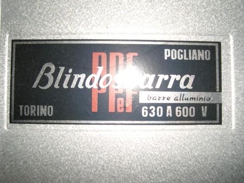 BLINDO BARRA