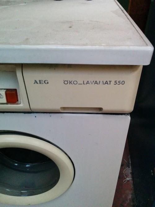 LAVAMAT 550 AEG