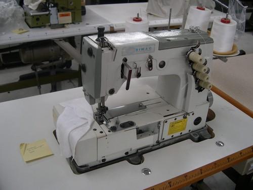 macchina da cucire SIMAC
